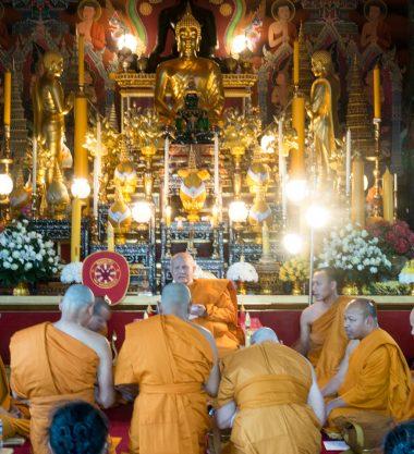 Buddhapadipa Thai Temple