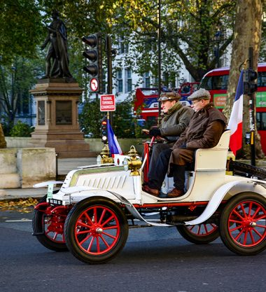 London to Brighton Veteran Car Run 2017