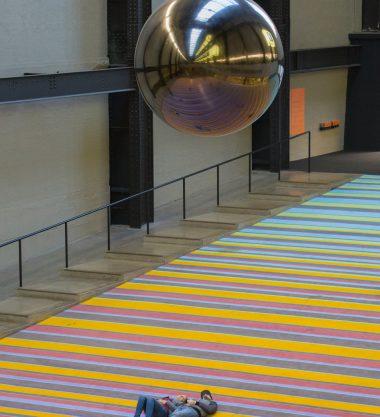 Playful Superflex art installation at Tate Modern