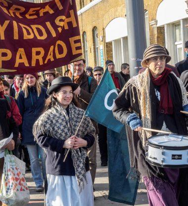 Great Yiddish Parade