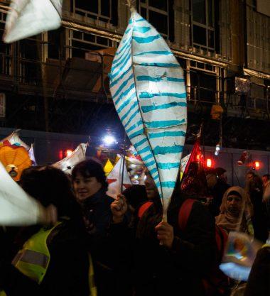 Aldgate Lantern Parade