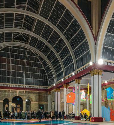 Opening week of Alexandra Palace Theatre