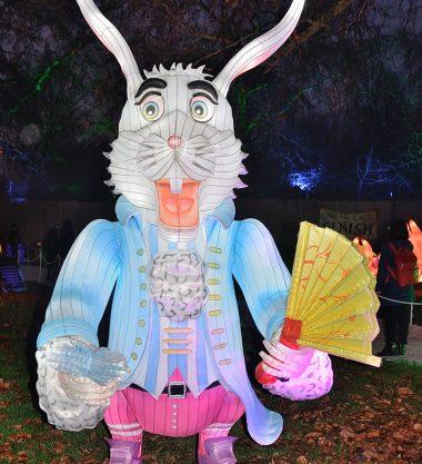 Alice in Winterland Lantern Festival
